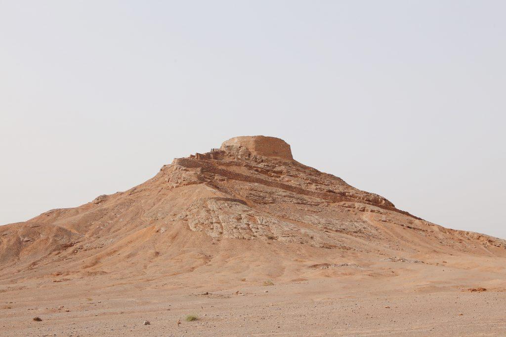 沈黙の塔 ダフマ